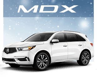 MDX Winter Tires